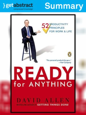 cover image of Ready for Anything (Summary)