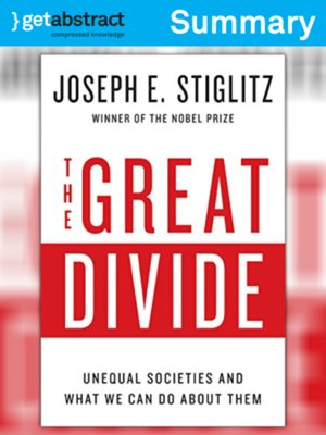 cover image of The Great Divide (Summary)