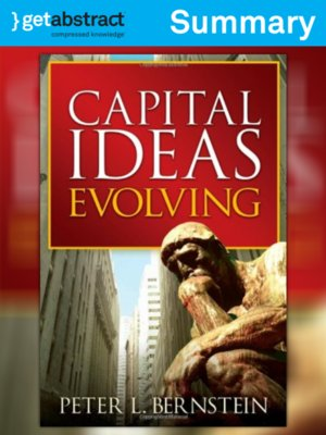 cover image of Capital Ideas Evolving (Summary)