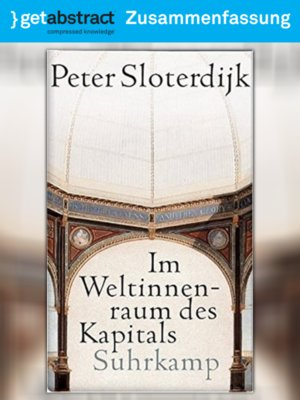 cover image of Im Weltinnenraum des Kapitals (Zusammenfassung)