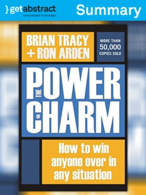 cover image of The Power of Charm (Summary)