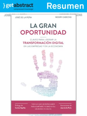 cover image of La gran oportunidad (resumen)