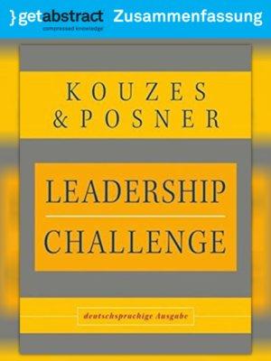 cover image of Leadership Challenge (Zusammenfassung)