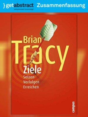 cover image of Ziele (Zusammenfassung)