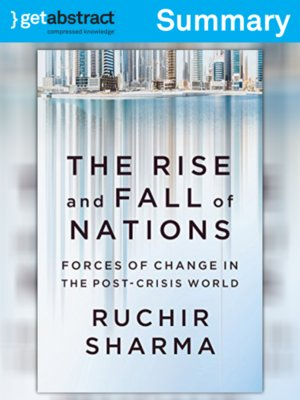 cover image of The Rise and Fall of Nations (Summary)