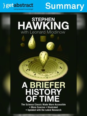 cover image of A Briefer History of Time (Summary)