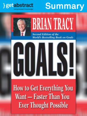 cover image of Goals! (Summary)