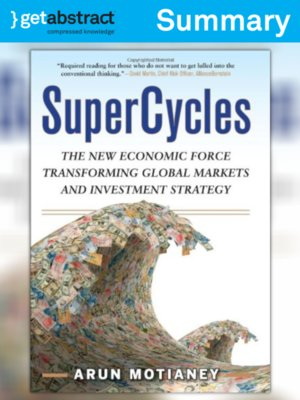 cover image of SuperCycles (Summary)