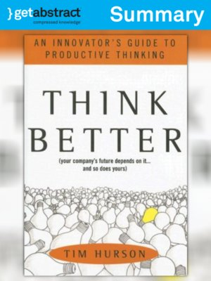 cover image of Think Better (Summary)