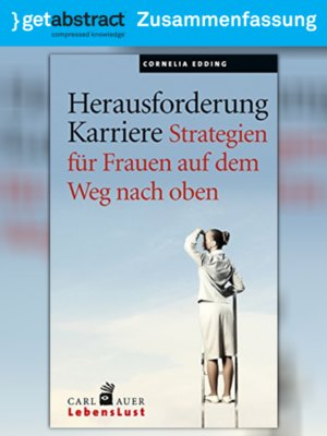 cover image of Herausforderung Karriere (Zusammenfassung)