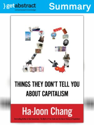 cover image of 23 Things They Don't Tell You About Capitalism (Summary)