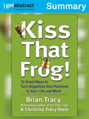 cover image of Kiss That Frog! (Summary)