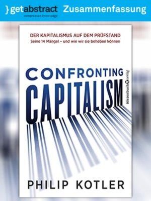 cover image of Confronting Capitalism (Zusammenfassung)