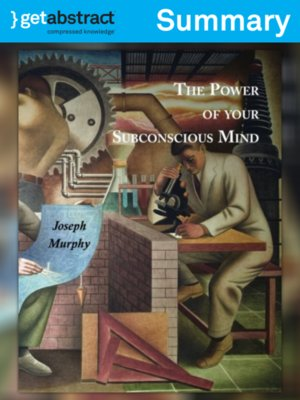 cover image of The Power of Your Subconscious Mind (Summary)