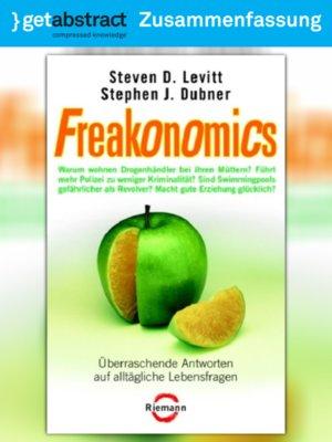 cover image of Freakonomics (Zusammenfassung)