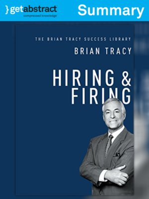 cover image of Hiring & Firing (Summary)