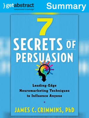 cover image of 7 Secrets of Persuasion (Summary)