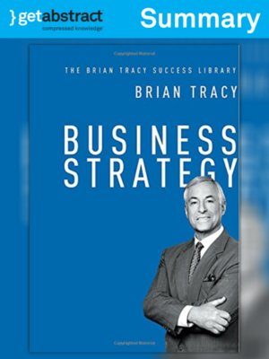 cover image of Business Strategy (Summary)