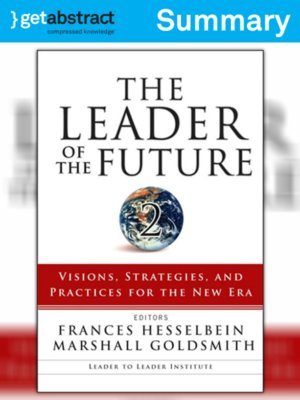 cover image of The Leader of the Future 2 (Summary)