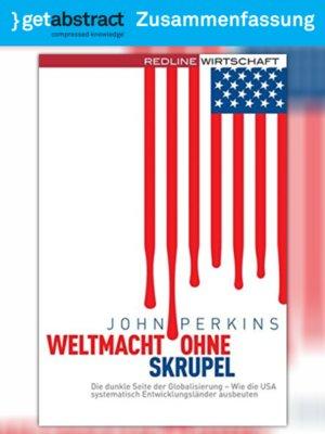 cover image of Weltmacht ohne Skrupel (Zusammenfassung)