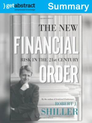 cover image of The New Financial Order (Summary)