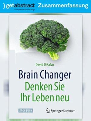 cover image of Brain Changer (Zusammenfassung)