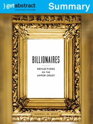 cover image of Billionaires (Summary)