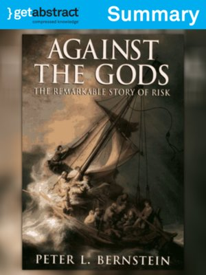cover image of Against the Gods (Summary)