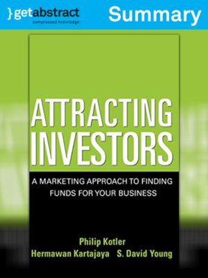 cover image of Attracting Investors (Summary)