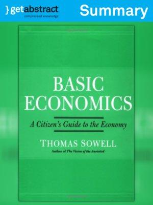 cover image of Basic Economics (Summary)
