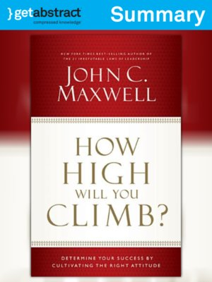 cover image of How High Will You Climb? (Summary)