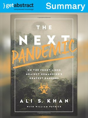 cover image of The Next Pandemic (Summary)