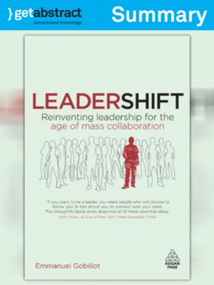 cover image of Leadershift (Summary)