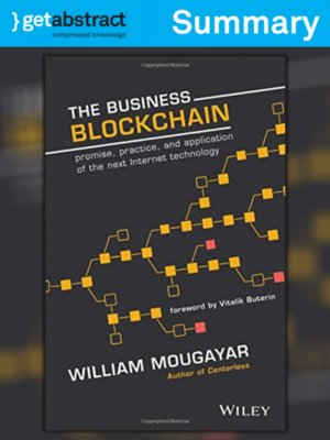 cover image of The Business Blockchain (Summary)