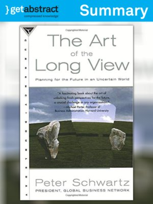 cover image of The Art of the Long View (Summary)