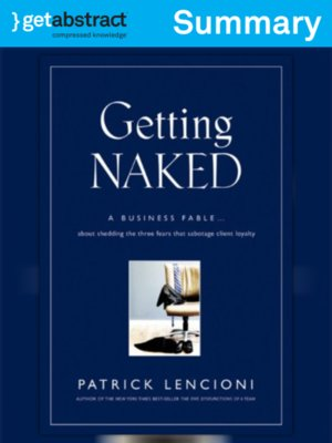 cover image of Getting Naked (Summary)
