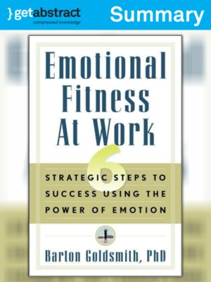 cover image of Emotional Fitness at Work (Summary)