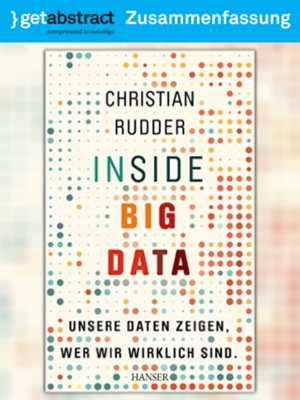 cover image of Inside Big Data (Zusammenfassung)