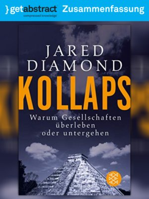 cover image of Kollaps (Zusammenfassung)