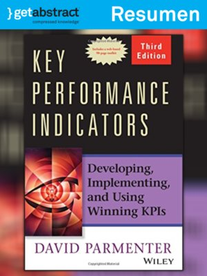cover image of Indicadores clave de desempeño: KPIs (resumen)