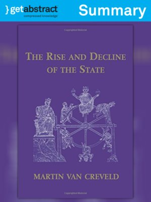 cover image of The Rise and Decline of the State (Summary)