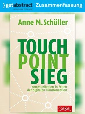 cover image of Touch Point Sieg (Zusammenfassung)