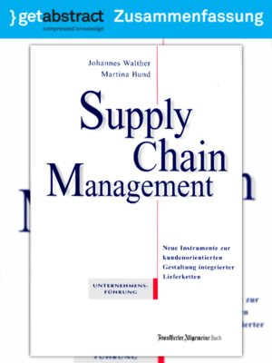 cover image of Supply Chain Management (Zusammenfassung)