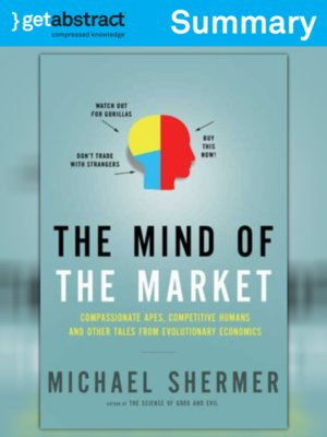 cover image of The Mind of the Market (Summary)