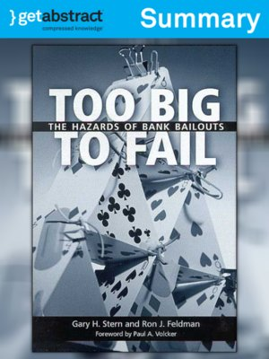 cover image of Too Big to Fail (Summary)