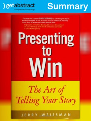 cover image of Presenting to Win (Summary)