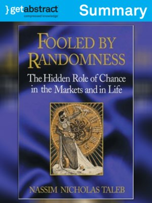 cover image of Fooled by Randomness (Summary)