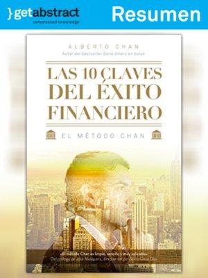 cover image of Las 10 claves del éxito financiero (resumen)