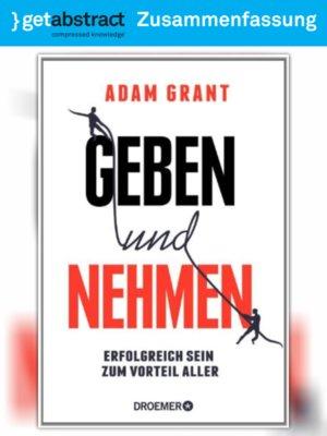 cover image of Geben und Nehmen (Zusammenfassung)