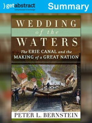 cover image of Wedding of the Waters (Summary)